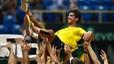 Espanya pateix una patacada històrica a la Copa Davis