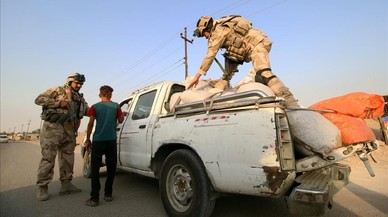 Al menos 50 muertos en un doble atentado en Irak