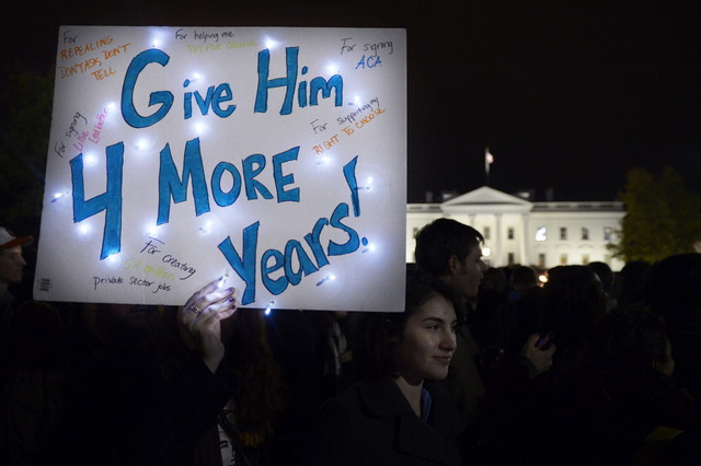 Obama se impone tambi�n en votos populares