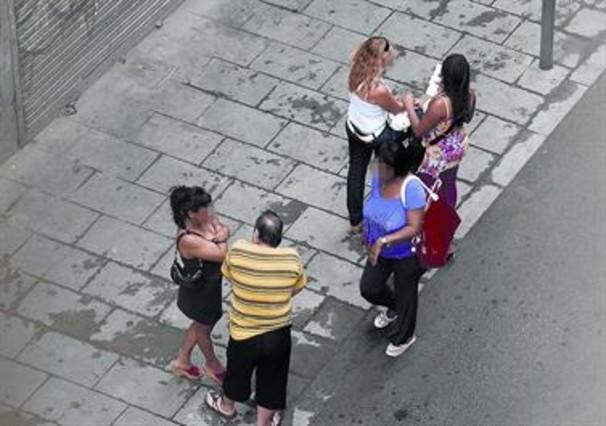 prostitutas gordas barcelona prostitutas clientes