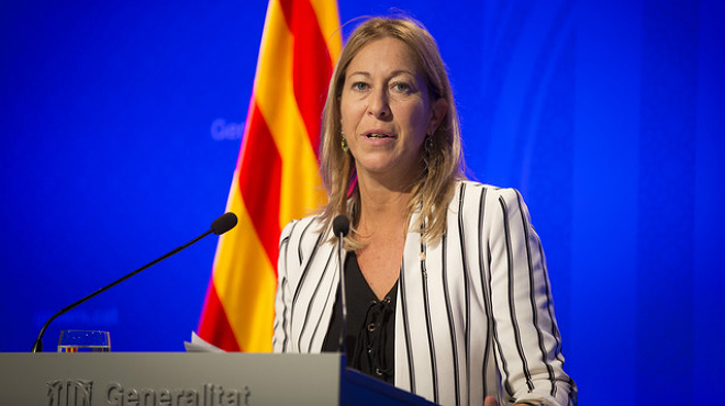 """Munté: """"El llenguatge de Rajoy no es propi d'un Estat democràtic"""""""