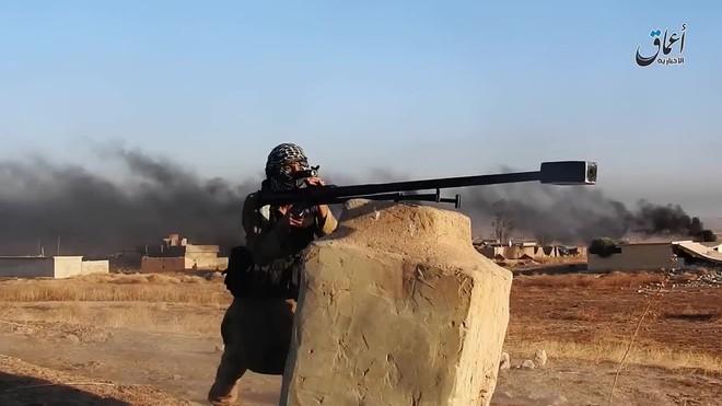 V�deo del Estado Isl�mico en que muestran como combaten sus yihadistas en Mosul.