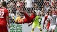 Polonia echa a Suiza por penaltis (4-5)