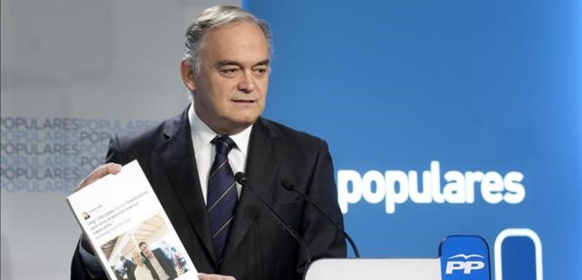 El PP llama al boicot al acto de Puigdemont en Bruselas