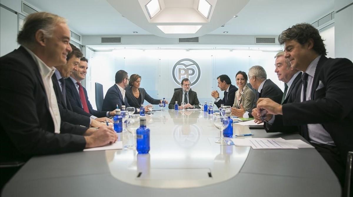 """La """"relliscada"""" de Dolors Montserrat incomoda el Govern i el PP"""