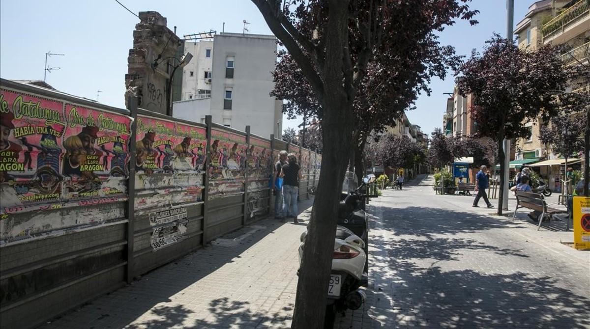 El ayuntamiento invierte 23 39 7 millones de euros en sant andreu - Barrio de sant andreu ...