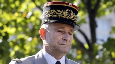 Dimite el jefe del Estado Mayor francés en protesta por el recorte en Defensa impuesto por Macron