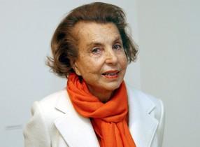 Liliane Bettencourt, entre las mujeres más ricas del mundo según Forbes.