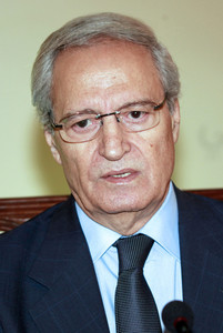 Faruk al-Shara, vicepresidente de Siria.