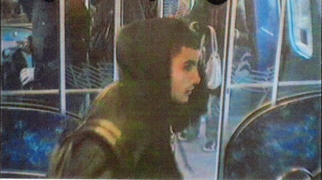Imagen del sospechoso de matar a dos personas en el ataque a una sinagoga en Copenhague en 2013.