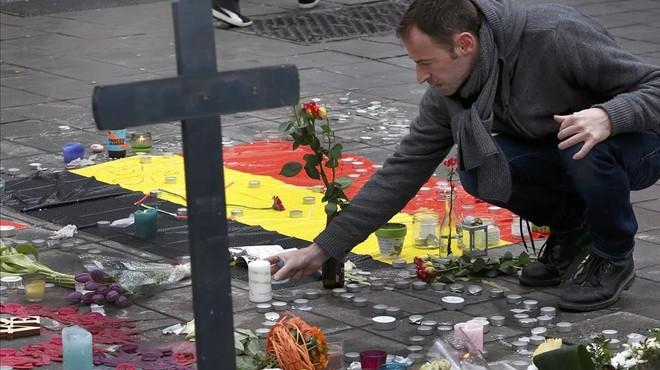 Puja a 35 el nombre de víctimes en els atemptats de Brussel·les
