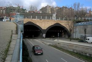 Tunel de la Rovira