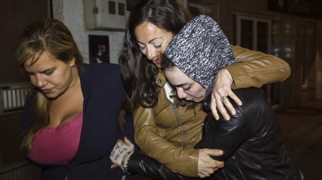 Llega a Torrox la joven española y su pareja, desaparecidas en Turquía