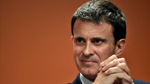 mbenach38306644 former french prime minister manuel valls reacts during a fo170509092649
