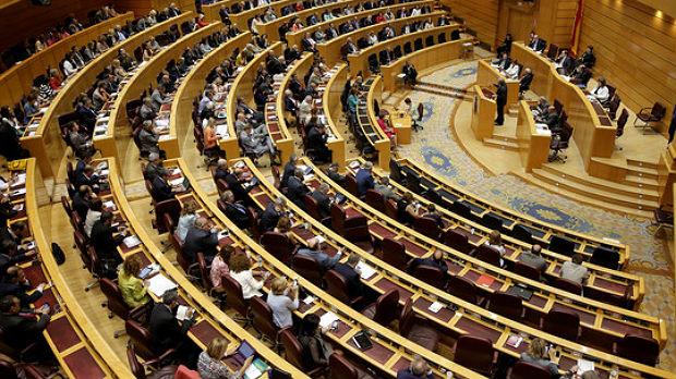 Estos son los 27 políticos que estarán en la comisión del 155 del Senado (ES)