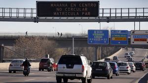 Carretera de Madrid