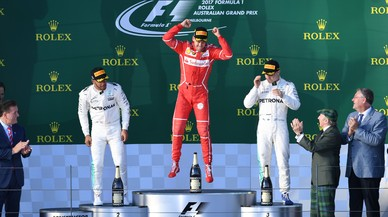 Ferrari sorprèn Mercedes