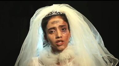 Sonita, una rapera afganesa en venda