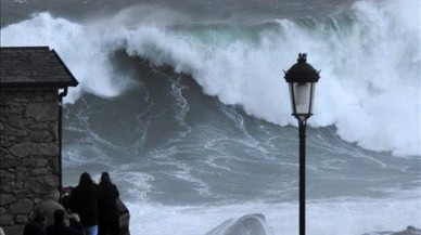 Galicia abre un expediente a las eléctricas por los cortes durante el temporal
