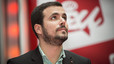 """Alberto Garzón: """"El PP és una trama de corrupció que es presenta a les eleccions"""""""