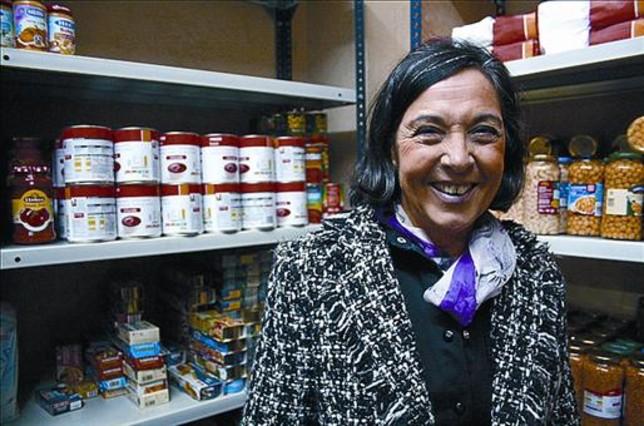 Cristina Castillo: «En el lumpen hay gente maravillosa»