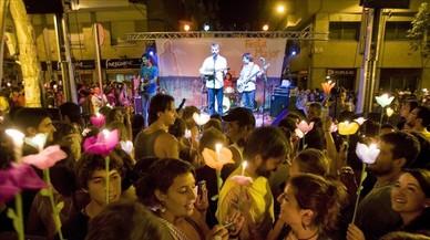 Cinc grans moments 'indies' de les festes de Gràcia