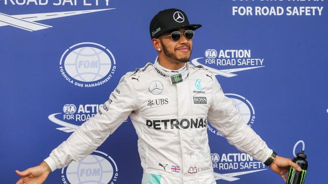 Hamilton segueix arrasant com l'any passat