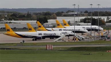 La consolidación transforma el mapa de las aerolíneas 'low cost' en Europa