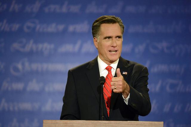 """Romney: """"No quiero seguir la senda de Espa�a"""""""