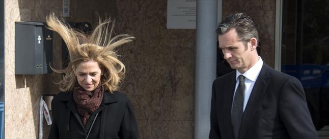 Urdangarin niega que Juan Carlos intercediera en sus negocios