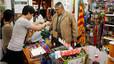 Els treballadors xinesos creixen un 40% a Catalunya en una dècada i la meitat són autònoms
