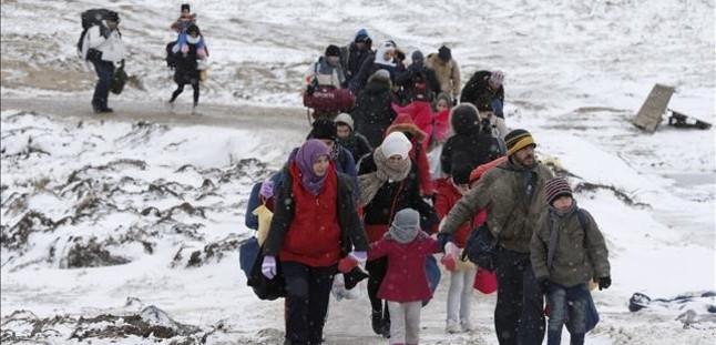 Las barbaridades de Europa con los refugiados