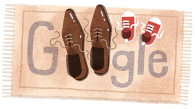 Google dedica el 'doodle' als pares per celebrar el seu dia