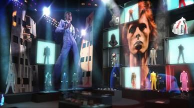 Les entrades per a l'exposició de Bowie a Barcelona sortiran a la venda el 9 de gener