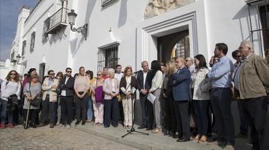"""Polémica por el elogio de un ayuntamiento a la """"heroína que sufre en silencio"""" la violencia machista"""