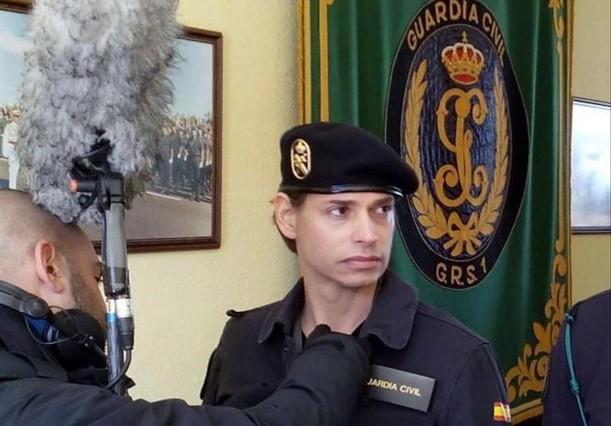 Pol�mica por la grabaci�n de un programa de Carlos Baute con la Guardia Civil