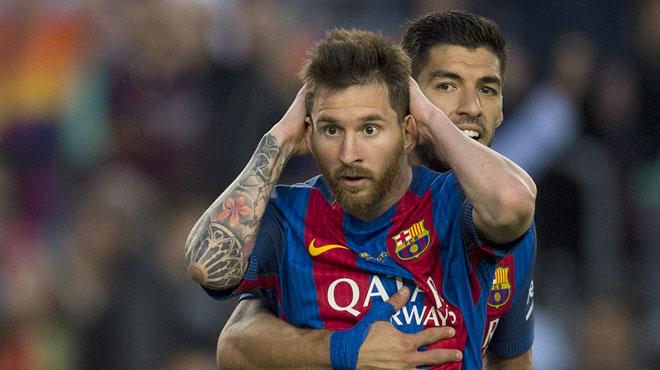 El fiscal sol·licita que Messi no entri a la presó a canvi de pagar una multa
