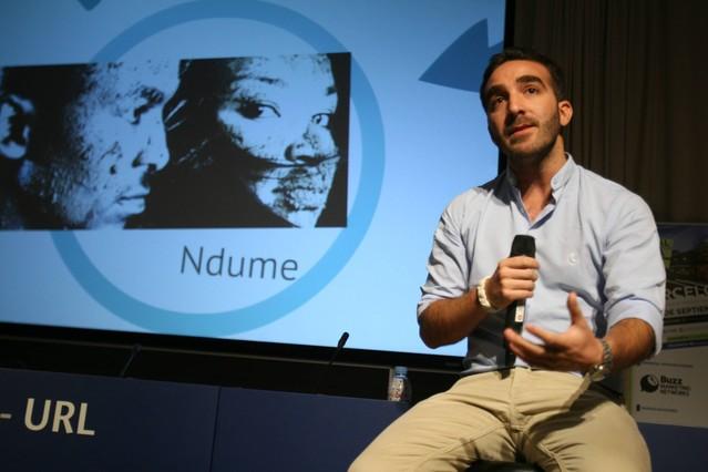 """Francisco Polo: """"Internet es la herramienta para solucionar los problemas de la humanidad"""""""
