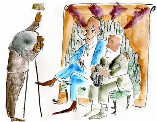 Gaudí y Dalí