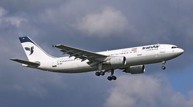 Acord entre l'Iran i Boeing per a la compra de 80 avions