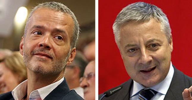 Zapatero nombra a camacho ministro de interior y a blanco for Nuevo ministro de interior y justicia