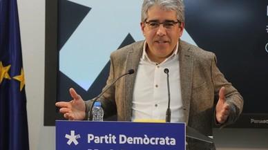 """Homs creu que """"deu ser molt burro"""" qui no ha actuat contra Nuet a la fiscalia"""