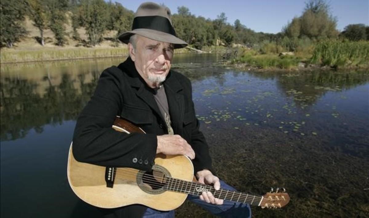 """Muere Merle Haggard, """"incorregible"""" leyenda del 'country'"""