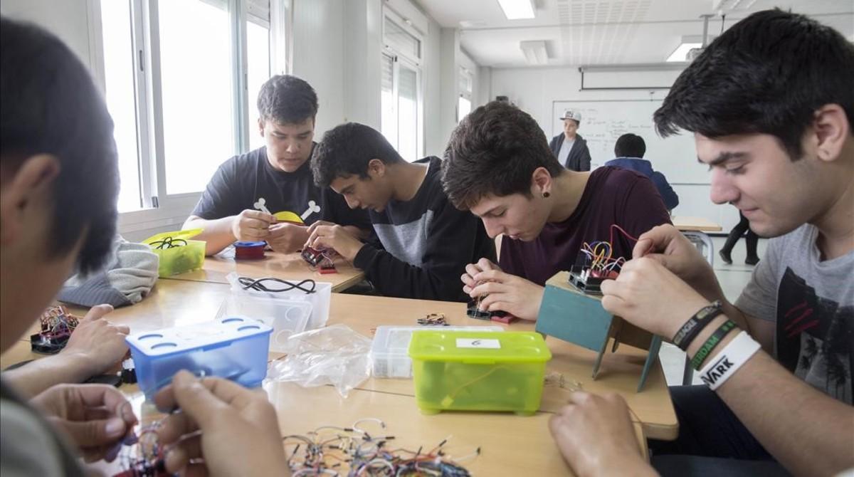 Una treintena de escuelas crean un lobi para extender la innovación educativa por Catalunya