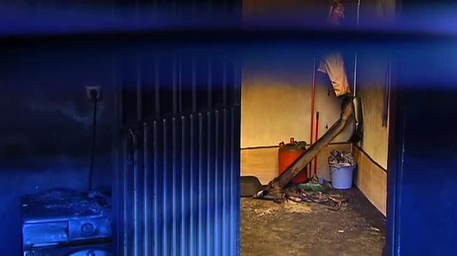 Moren tres homes en l'incendi d'una cotxera a Jaén