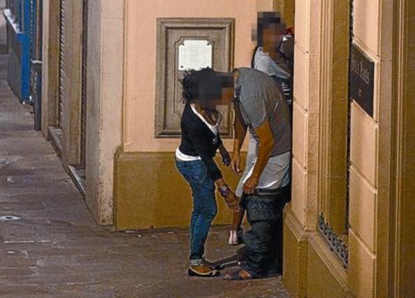 prostitutas xhamster calle de prostitutas