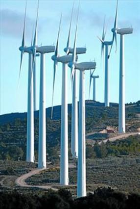 Gas Natural i Alstom s'alien per al concurs e�lic catal�