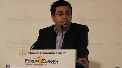 Geraro Pisarello, durante su intervención en el foro.