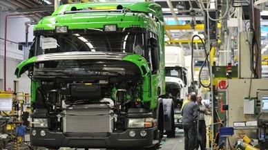 Bruselas multa a Scania con 880 millones
