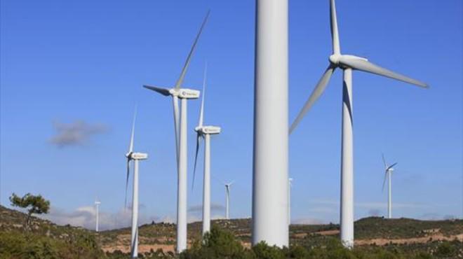 Catalunya no ha instalado ni un megawatio e�lico en casi 4 a�os